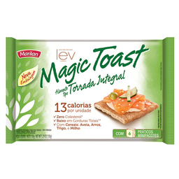 Torrada Marilan Magic Toast Integral Com 150 g
