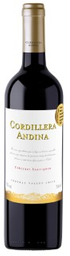 Vinho Cordillera Andina Cabernet Sauvignon 750 mL