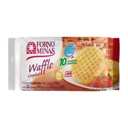 Waffle Congelado Forno De Minas 210 g