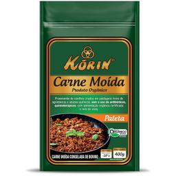 Carne Moída Orgânica Paleta Korin 400 g