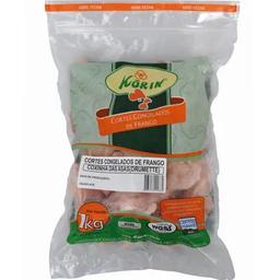 Coxinha Da Asa Frango Congelado Pacote 1 Kg