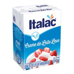 Creme De Leite Fresco Italac 200 g