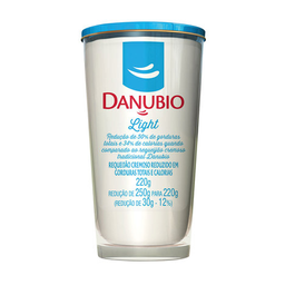 Requeijão Light Danubio 220G