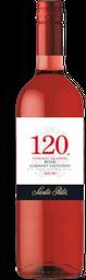 Vinho Chileno Rose Santa Rita 120 Cabernet 750 mL