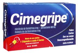 Cimegripe 20 Comprimidos