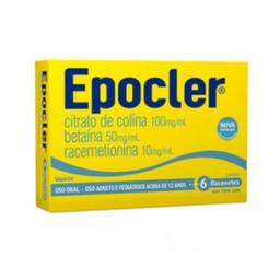 Epocler Abacaxi 1 Flaconete