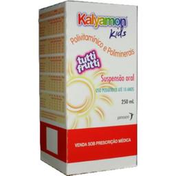 Janssen - Johnson & Johnson Kalyamon Kids Suspensao 250mL