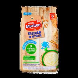 Cereal Mucilon 5 Cereais Zero 180 G