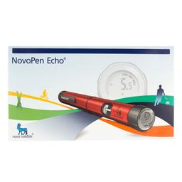 Caneta Novopen Echo Com 1 Estojo