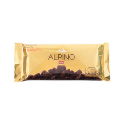 Chocolate Nestlé Alpino Chocolate Ao Leite 90 G