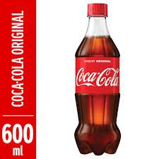 Coca-Cola Original - 600ml