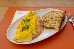 Omeletes e Suco - 300ml