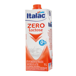 Italac Leite Longa Vida Sem Lactose Com Tampa
