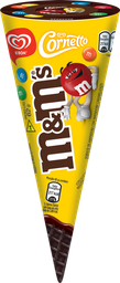 Sorvete Kibon Cornetto M&M's - 90ml