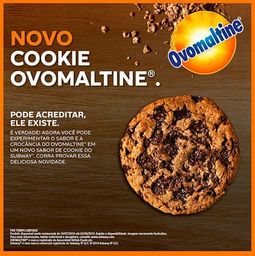 Cookie de Ovomaltine  - Unidade