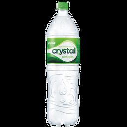 Água Mineral Cristal com Gás - 1,5L