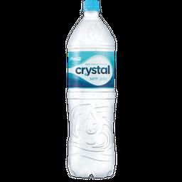 Água Mineral Cristal sem Gás - 1,5L
