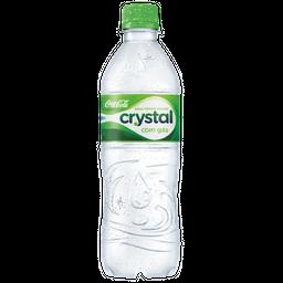 Água Mineral Cristal com Gás - 500ml