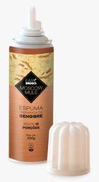 Spray Espuma Moscow Mule Gengibre 200 g