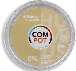 Hummus Tradicional Compot 200 g