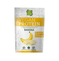 Vegan Protein Banana Eat Clean 30 g