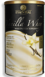 Vanilla Whey Essential Nutrition 450 g