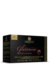 Glutamina Essential Nutrition 150 g