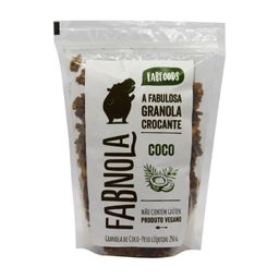 Fabnola Granola Coco Fabfoods 250 g