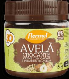 Creme De Avelã Crocante Flormel 150 g