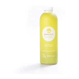 Basic Abacaxi Com Hortelã Green People 1 L