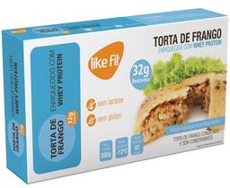 Torta De Frango Whey Protein Like Fit 200 g