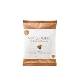 Pipoca Caramelo E Flor De Sal Mais Pura 75 g