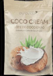 Coco Cream Leite De Coco Em Pó Puravida 250 g