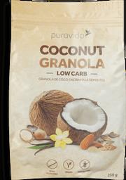 Coconut Granola Low Carb Puravida 250 g