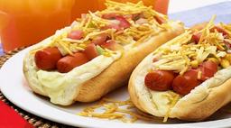 2 Hot Dog e 1 Itubaína - 2L