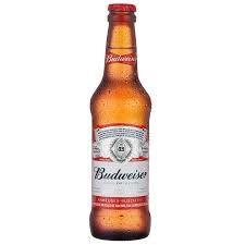 Cerveja Budweiser - Long Neck 335ml