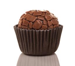 Brigadeiro de Nutella - Unidade