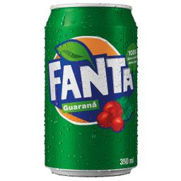 Fanta Guaraná - 350ml