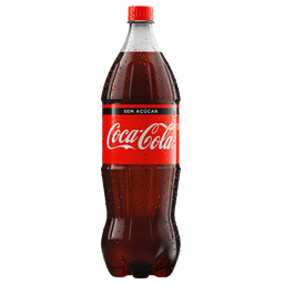 Coca-Cola Sem Açúcar - 1,5L