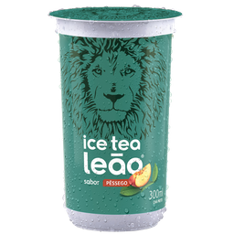 Ice Tea Leão Pêssego - 300ml