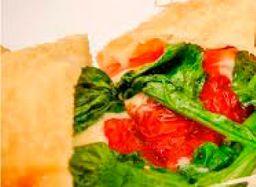 Pastel De Rúcula Com Tomate Seco