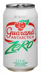 Guaraná Antarctica Zero - 350 ml