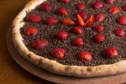 Pizza Doce Grande 40% OFF! - Escolha seu Sabor