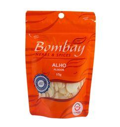 Alho Flocos Bombay Pouch 15 g