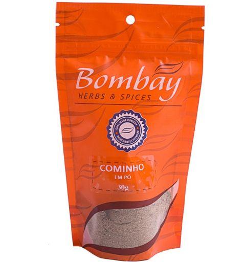 Cominho Pó Bombay Pouch 30 g