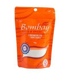 Cremor De Tártaro Bombay Pouch 50 g