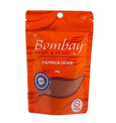 Páprica Doce Bombay Pouch 30 g