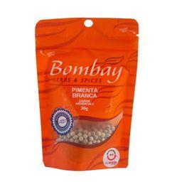 Pimenta Branca Grão Bombay Pouch 30 g