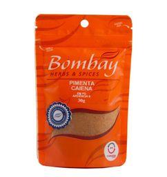 Pimenta Caiena Pó Bombay Pouch 30 g
