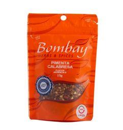 Pimenta Calabresa Bombay Pouch 15 g
